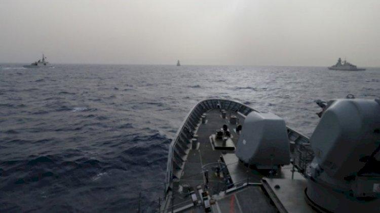 ABD, Doğu Akdeniz'de tarafını ve cephesini ilan etti!