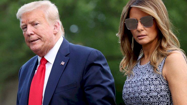 Yeni kitap başlarına dert oldu: Melania Trump'ın ses kaydı konuşuluyor