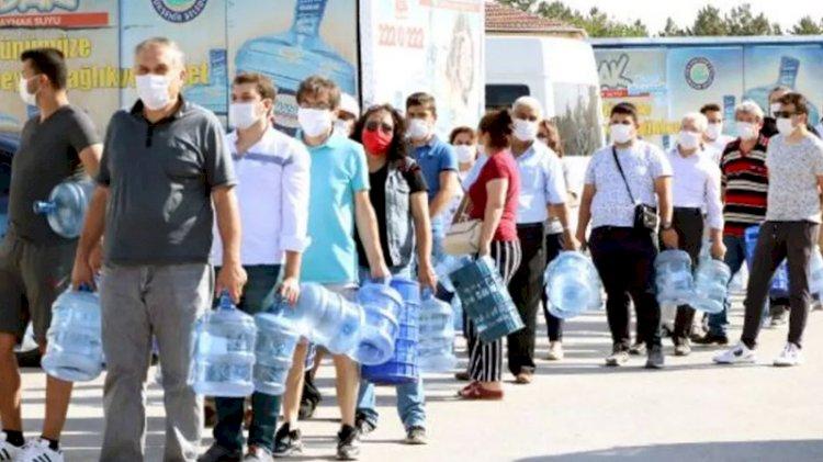 Eskişehir'de 'Kalabak Suyu' krizi, istifa getirdi