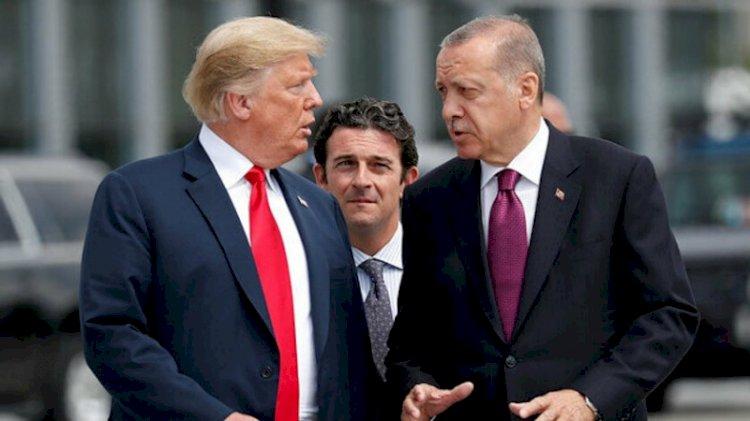 Beyaz Saray'dan açıklama... Erdoğan ile Trump ne konuştu?