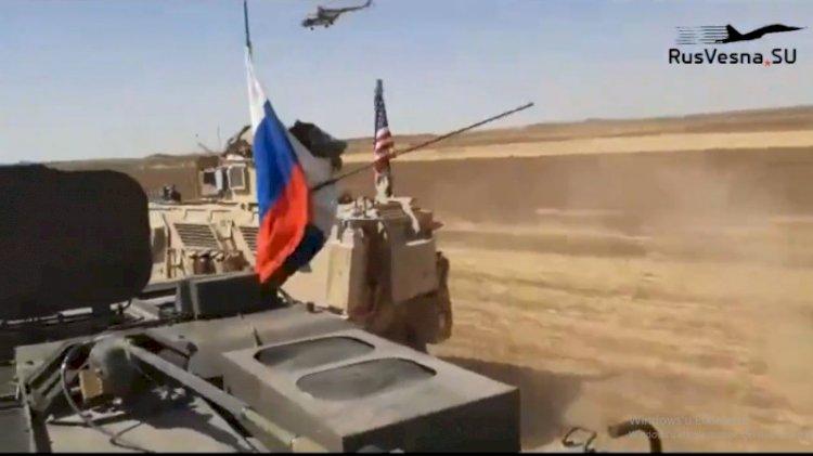 ABD ile Rus askerleri arasında sıcak temas... 4 ABD askeri beyin sarsıntısı geçirdi