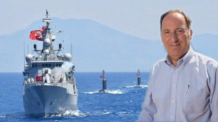 Amiral Gürdeniz'den Çavuşoğlu'na: İntiharla eş değer