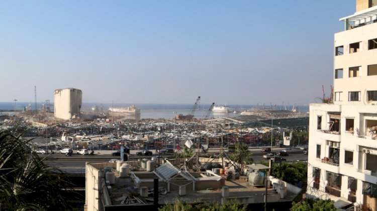 Ülkeyi sarsan büyük patlamada İsrail izi