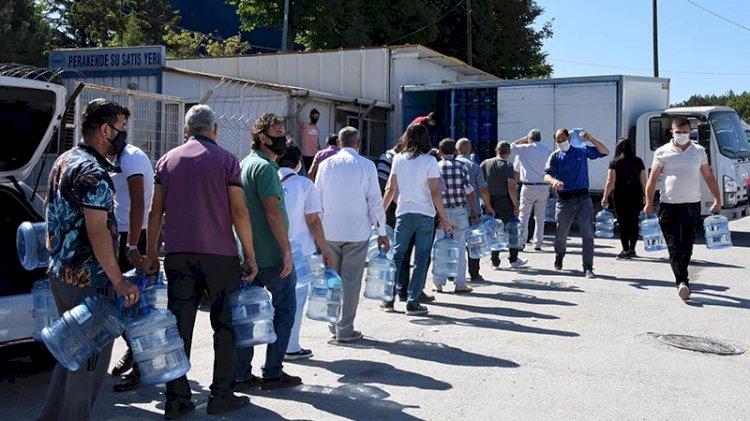 Eskişehir'de istifa getiren 'su' krizi devam ediyor