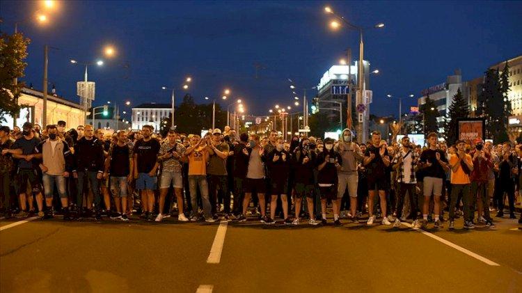 Putin: Belarus'ta polis gücü oluşturduk