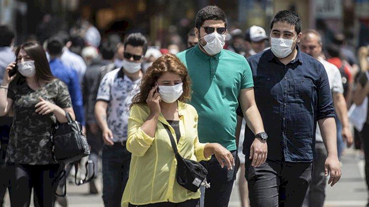 İstanbul'da on binlerce kişiye maske cezası