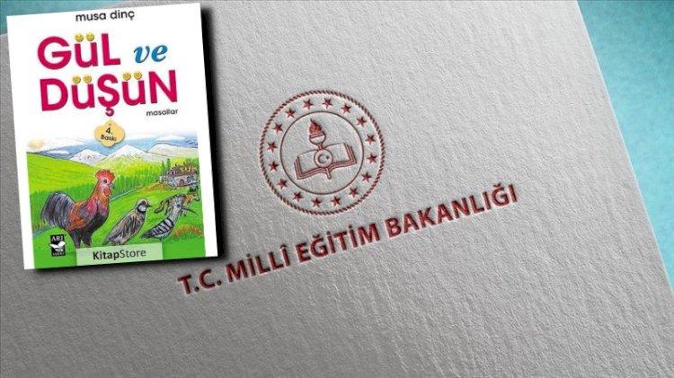 MEB'ten 'tecavüzlü' çocuk kitabı açıklaması
