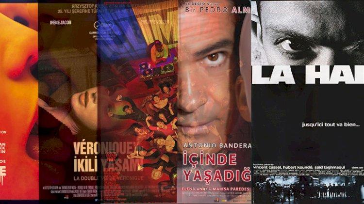 Cannes'da yer bulmuş 5 psikolojik film...