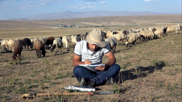 Çobanlık yaparken çalıştı, tıp fakültesini kazandı