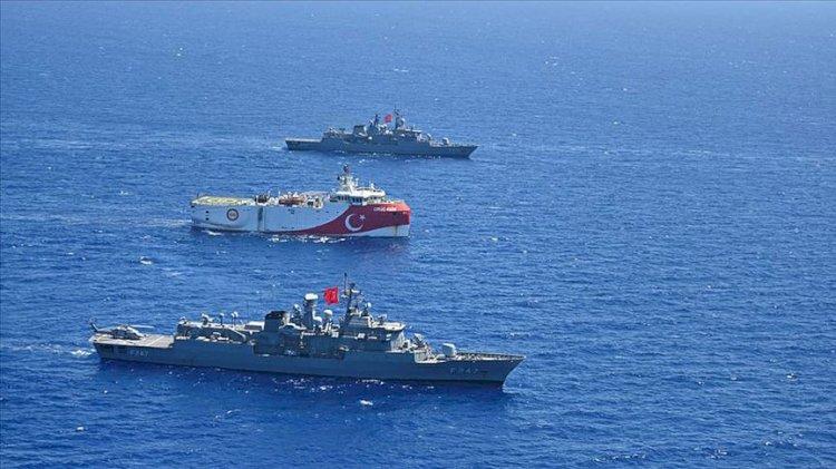Son dakika... Doğu Akdeniz'de yeni Navtex