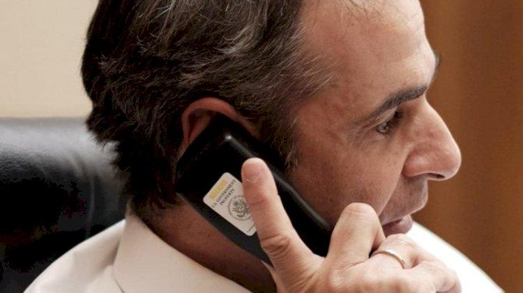 Miçotakis-Trump görüşmesinde 'kripto telefon' detayı