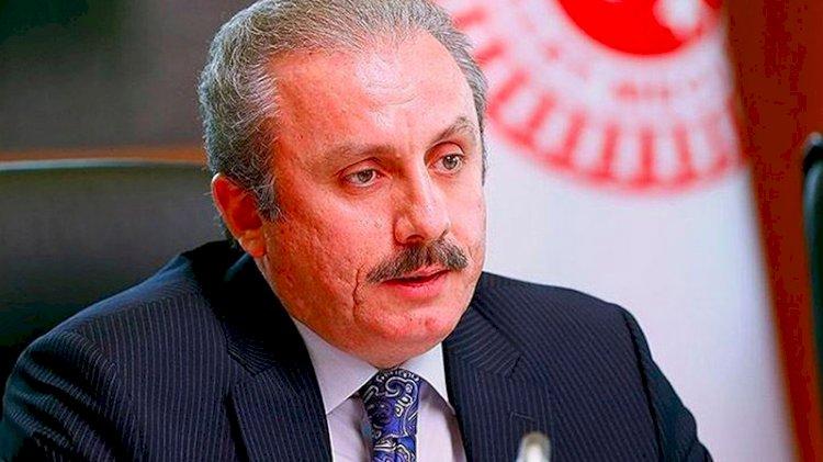 TBMM Başkanı'ndan Doğu Akdeniz değerlendirmesi