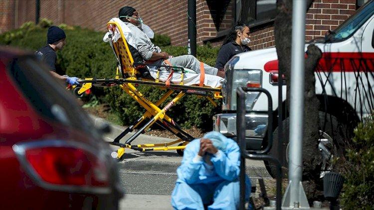 ABD'de Kovid-19'dan ölenlerin sayısı 185 bini aştı