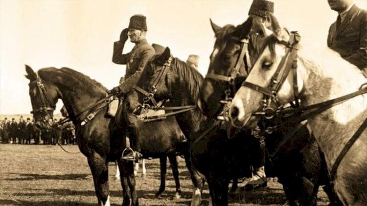Ahmet Yavuz yazdı: Atatürk'ün büyük stratejisi: 3T