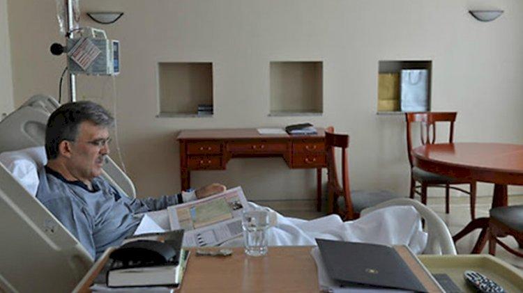 Türkiye şu an bu soruyu soruyor:  Abdullah Gül hasta mı?