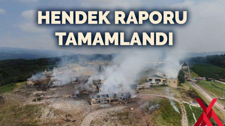 'Hendek' raporu tamamlandı... İşte 7 işçiye mezar olan fabrikadaki ihmaller