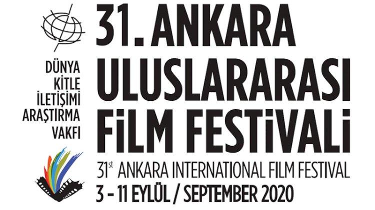 31. Ankara Uluslararası Film Festivali, 3 Eylül'de Başlıyor
