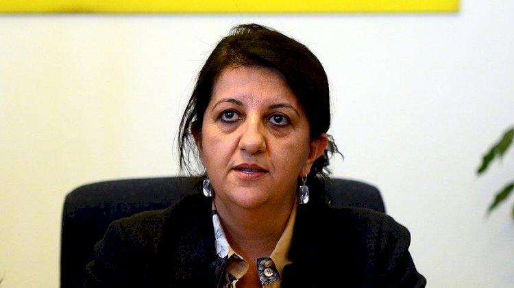 HDP Eş Genel Başkanı Pervin Buldan'dan skandal Öcalan çağrısı