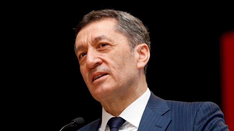 Milli Eğitim Bakanı Selçuk'tan 'uzaktan eğitim' mesajı