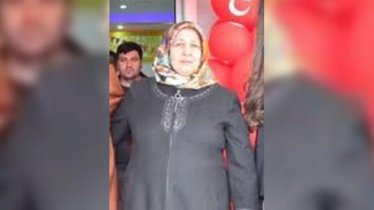 AKP'libaşkanın eşikoronadan vefat etti