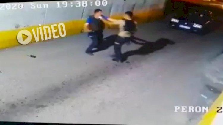 Kavga eden bekçi ve polis hakkında karar