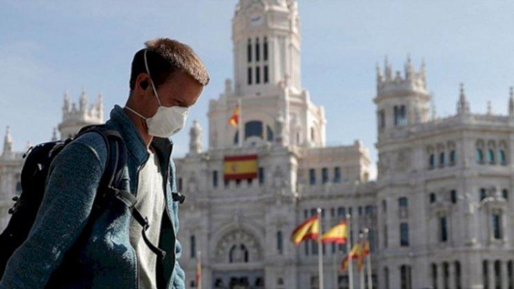 İspanya'da son 24 saatte 8 bin 115 yeni Kovid-19 vakası kaydedildi