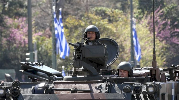 Yunanistan'dan 10 milyar euroluk silahlanma