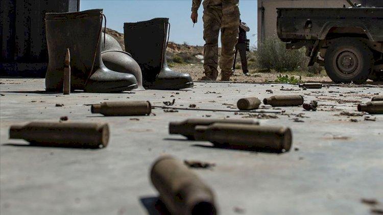 Libya ordusundan 'ateşkes ihlali' duyurusu