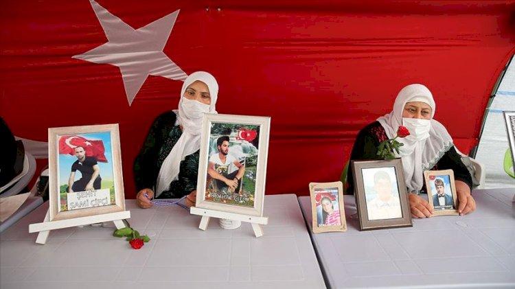 CKD'den  evlat nöbetinde bir yılını dolduran Diyarbakır Annelerine ziyaret