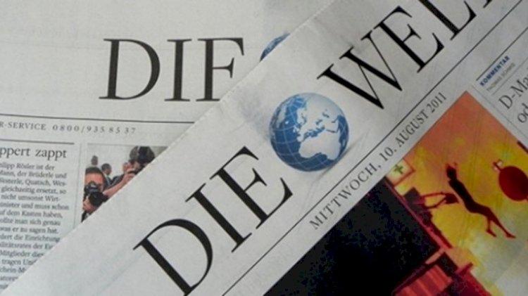 Die Welt, Erdoğan'ın 'Yunan gemisi batırın' talimatı verdiğini iddia etmişti... Ankara'dan yanıt geldi