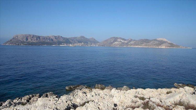 Yunanistan'ın Meis Adası'ndaki AA ekibine skandal tehdit