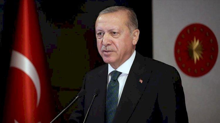 Erdoğan: Herkesle aynı masaya otururuz