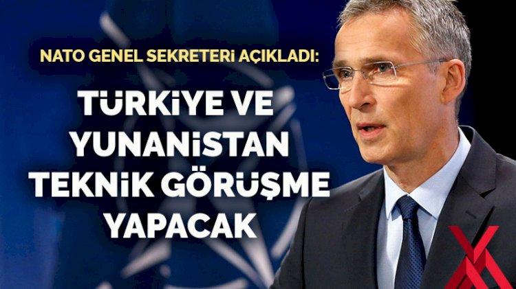 NATO'dan 'Türkiye ve Yunanistan' açıklaması