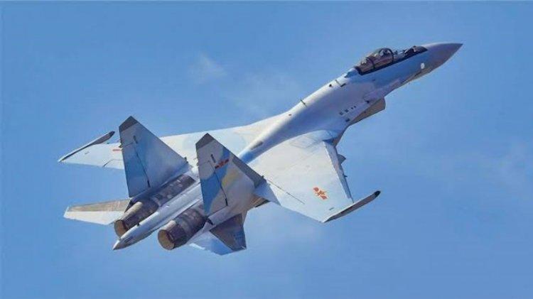 Çin'e ait Su-35 savaş uçağının vurulduğu iddia edildi
