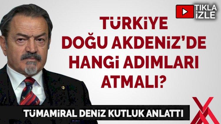 Türkiye Doğu Akdeniz'de ne yapmalı: Ali Deniz Kutluk anlatıyor...