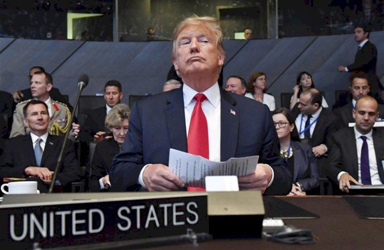 'Trump seçilirse NATO'dan çekilebilir'