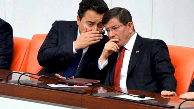 Babacan ile Davutoğlu 'açılım' yarışında! 'Adını koyalım Kürt sorunu var'