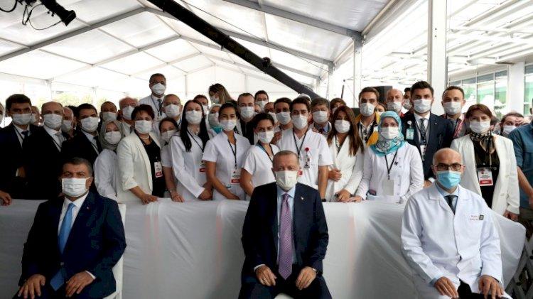 Erdoğan faturayı vatandaşa kesti: Mesafe diyoruz uyulmuyor, maske diyoruz takılmıyor