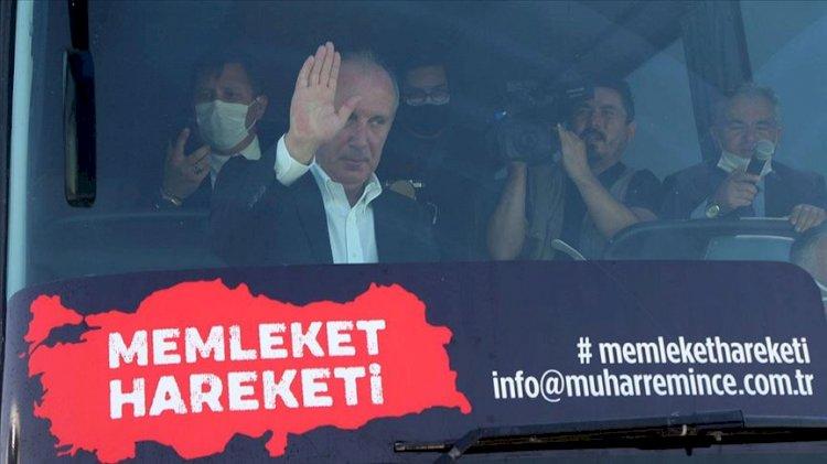 Muharrem İnce'nin 'hareketi'ne AKP'den ilk yorum