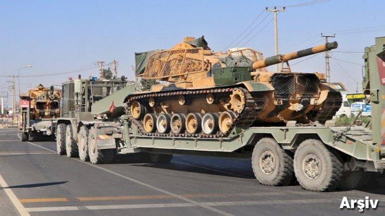 'Tanklar Yunanistan sınırına taşınıyor' iddiası
