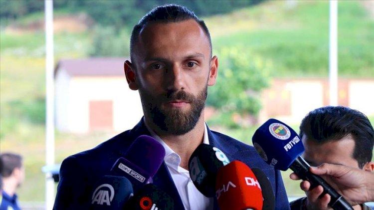 Vedat Muriç'in transferi tamamlandı