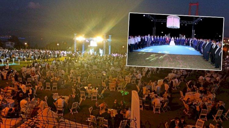 1500 kişilik düğün yapan AKP'li vekile korona cezası