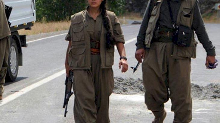 PKK'nın 'kadın yapılanması sorumlusu' etkisiz hale getirildi
