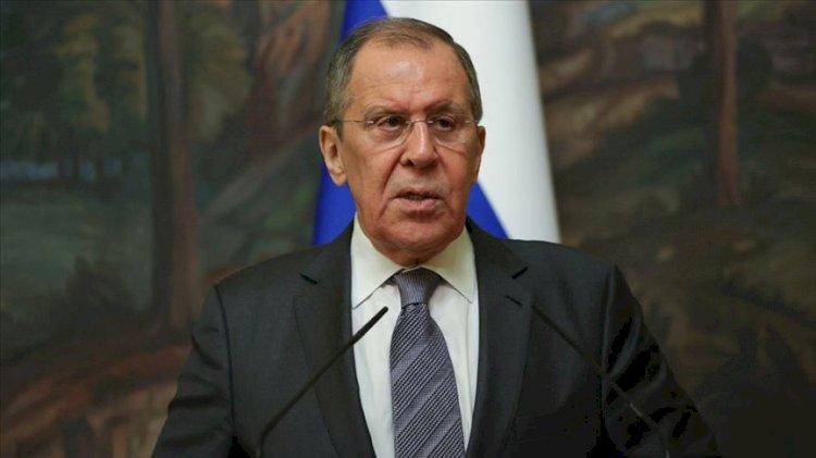 Lavrov'dan Irak açıklaması