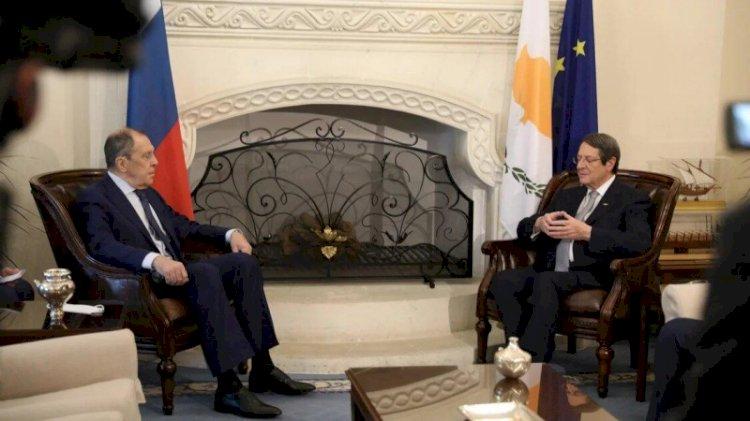 Lavrov'dan Akdeniz'de 'ABD kışkırtması' uyarısı