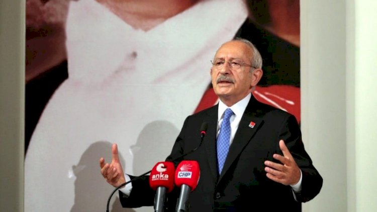Kılıçdaroğlu'ndan ittifak açıklaması: Bizler gibi düşünen politikacılarımızla yapacağız