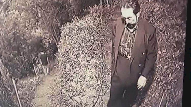 Adnan Oktar'ın kaçış görüntüleri ortaya çıktı