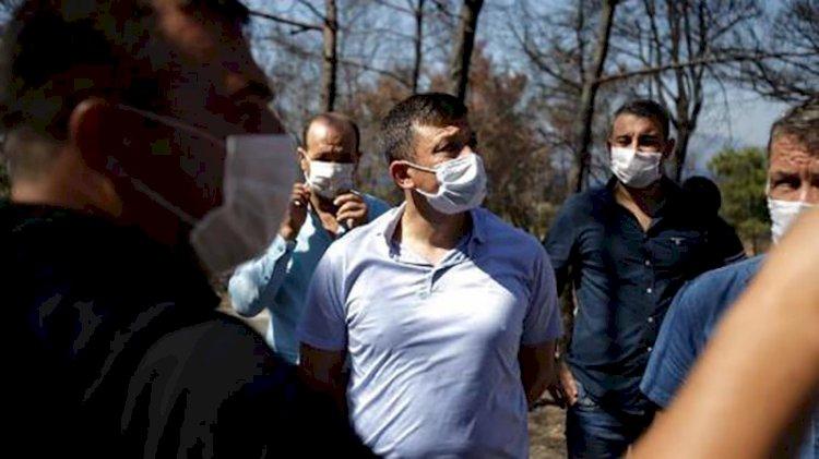 AKP'li Hamza Dağ: Yanan ağaçlar mangal kömürü olarak ekonomiye kazandırılacak
