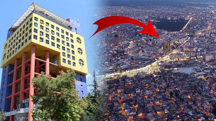'Dünyanın en saçma binası' yıkılacak mı? Mimarlar Odası'ndan açıklama