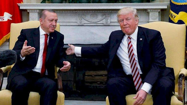 Trump'tan Erdoğan yorumu: İlişkim ne kadar acımasız olursa o kadar iyi anlaşıyoruz